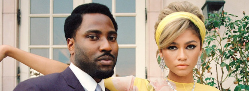 """Malcom & Marie"" Stars John David Washington And Zendaya Serve High-fashion Couple Goals"