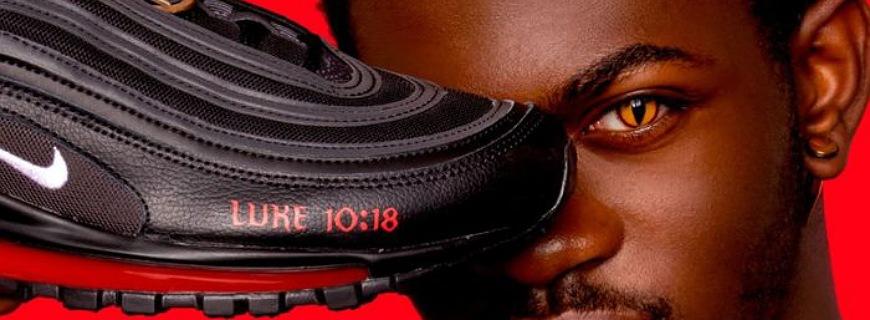"Nike Sues Company Behind Lil Nas X's ""Satan Shoes"""