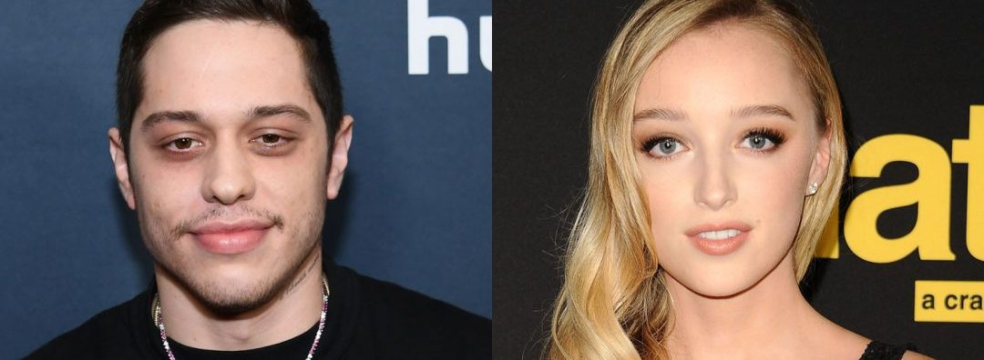 "Comedian Pete Davidson And ""Bridgerton"" Star Phoebe Dynevor Reportedly Dating"