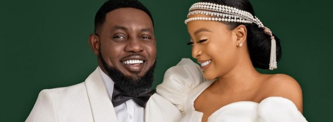 AY Makun Says His Wife's Beauty Sometimes Outshines Him In Public