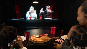Virgin Media Launches Hologram Dining Experience In The UK