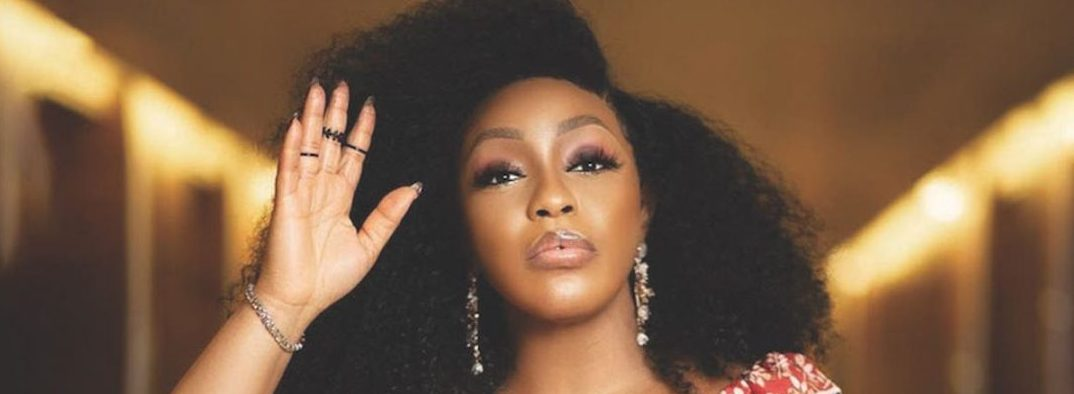 Rita Dominic Explains The Reason She Posted Photos Of Her Partner On IG