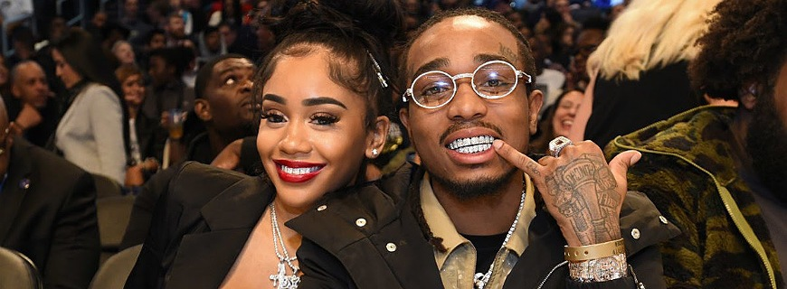 """Saweetie Breaks Silence Over """"Unfortunate"""" Elevator Fight With Quavo"""
