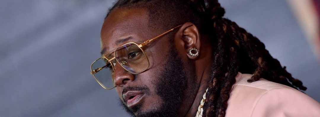 American Rapper T-Pain Reveals He Accidentally Ignored Celebrities In His IG DM