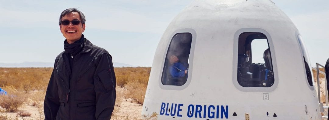 Blue Origin Plans To Launch Its First Crewed Flight In July 2021