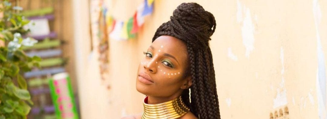 Seyi Shay Reveals Why She Stopped Taking Photos With Male Fans And Male Celebrities