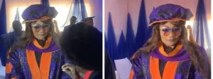 Veteran Actress Eucharia Anunobi Bags PhD Degree