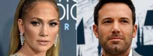 Ben Affleck And Jennifer Lopez Share Steamy Kiss In PDA Session