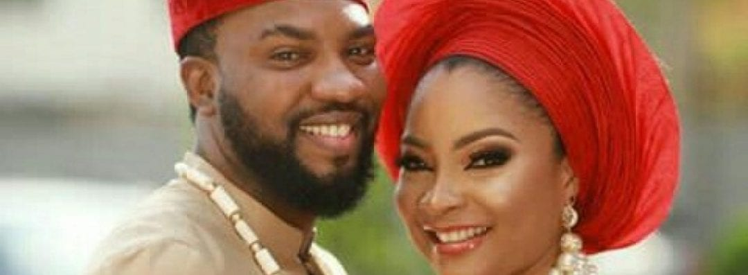 Actor Ibrahim Suleiman Says He Didn't Expect To Fall In Love With Wife Linda Ejiofor
