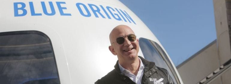 Here's How To Watch Blue Origin's Passenger Ride To Space Tomorrow