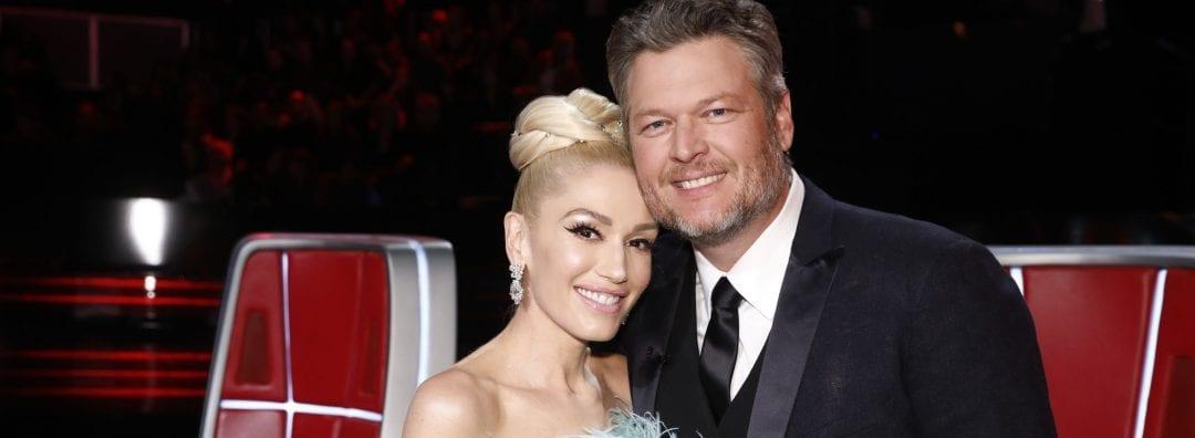 Gwen Stefani And Blake Shelton Marry In Secret Wedding