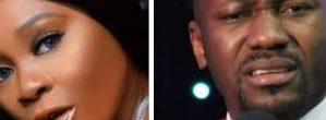 I Slept With Apostle Johnson Suleman Twice – Actress Chioma Ifemeludike