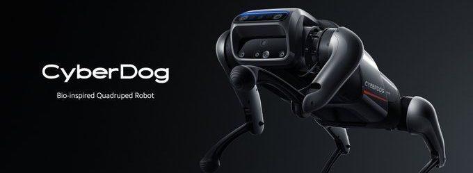 CyberDog: Xiaomi's New Savvy Looking Robot Has Been Released