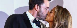 Ben Affleck And Jennifer Lopez Make Red Carpet Return At Venice Film Festival