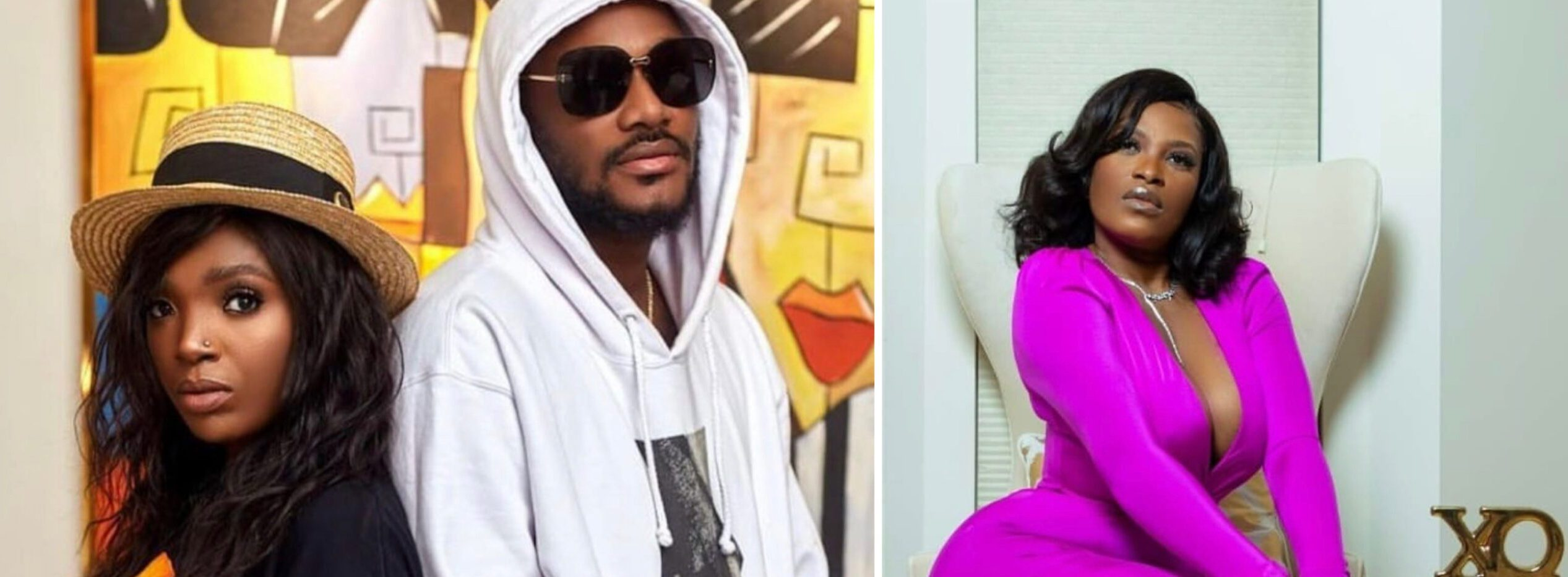 Pero Denies Being In A Relationship With 2Baba, Advises Annie To Hold Her Home