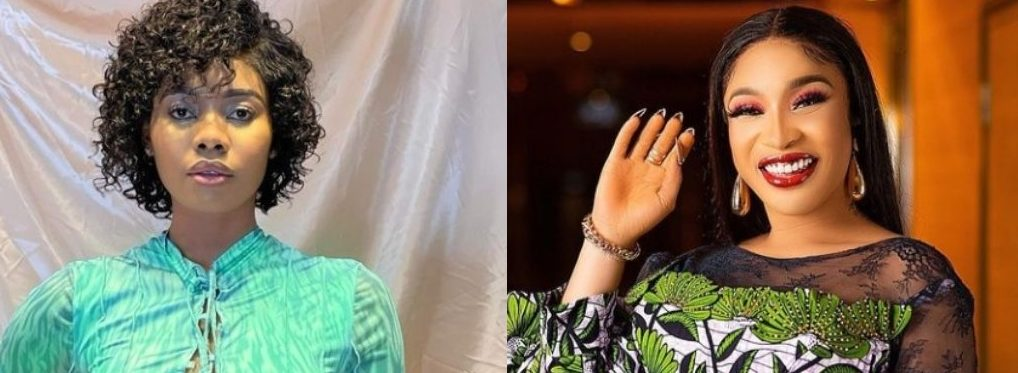 """""""I Double Dare You To Release The S*x Tape"""" – Janemena Fires Back At Tonto Dikeh"""