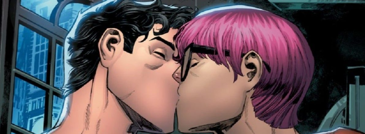 DC Comics Says The New Superman Character Is Bis*xual