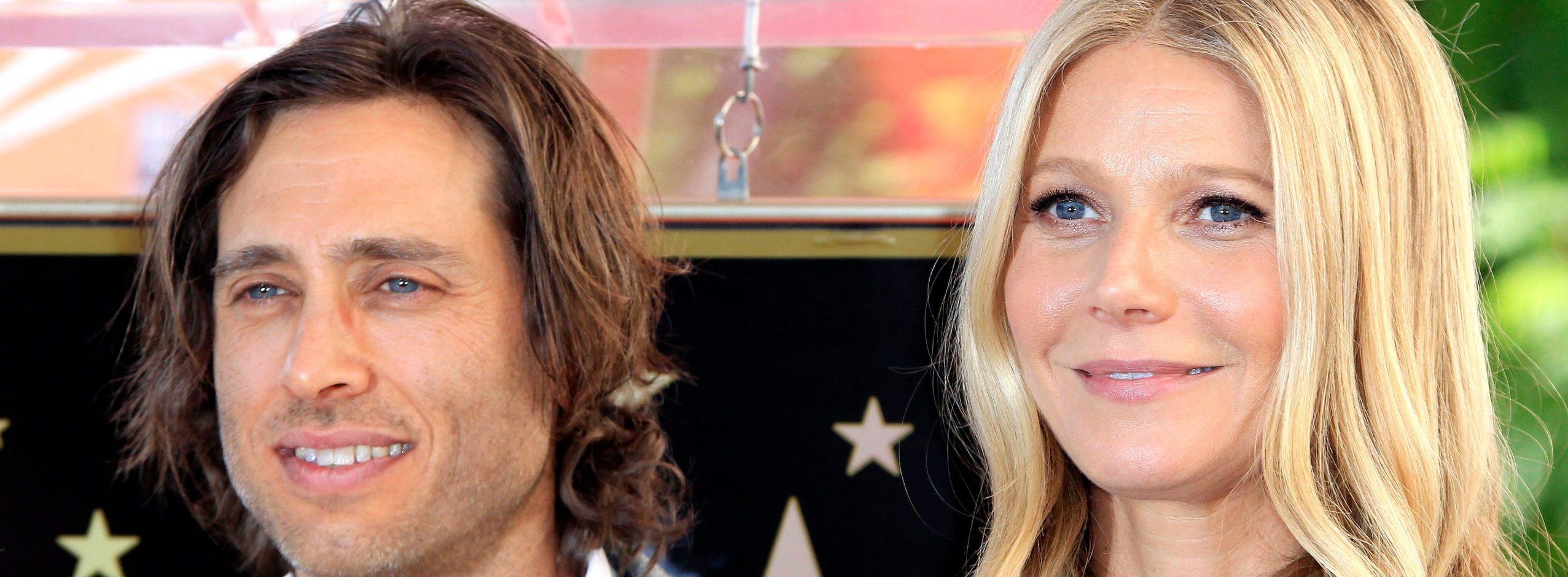 Gwyneth Paltrow Says She Is Still In Honeymoon Phase With Husband Brad Falchuk