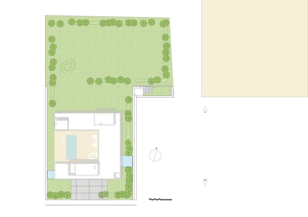 site plan site plan Emplazamiento