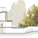 Garden House / Joaquín Alvado Bañón Corte