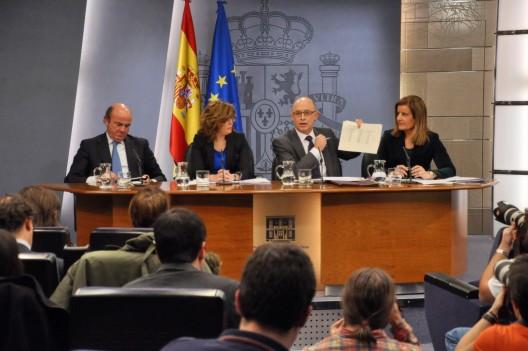 Cortesía de La Moncloa. Gobierno de España