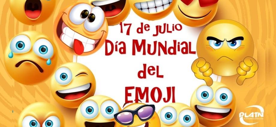 Dia Mundial de Emoji