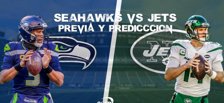 Seahawks vs Jets