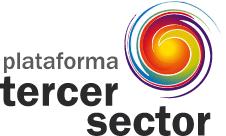 Logotipo Plataforma Tercer Sector (lleva a la página de Inicio)