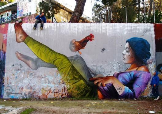por Pichi y Avo in Atenas, Grecia