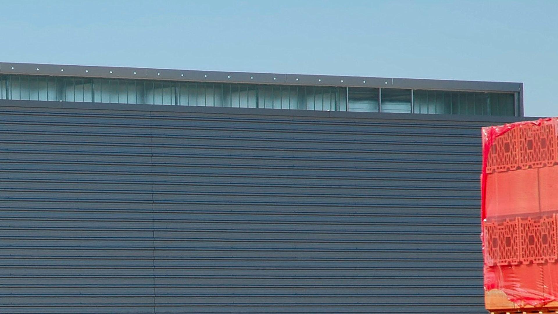 Platania Architetti - Edificio industriale