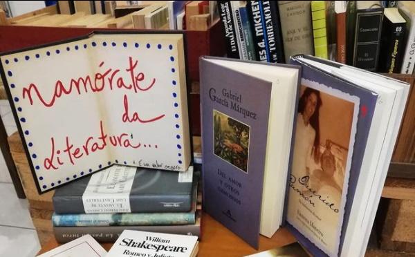 AIDA Books&More Vigo – Cultura y ayuda humanitaria, de la mano.