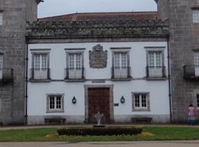 Pazo Quiñones de León en Vigo