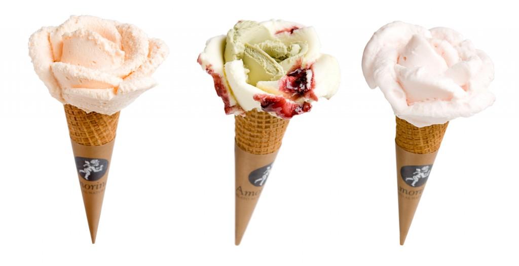 glaces amorino