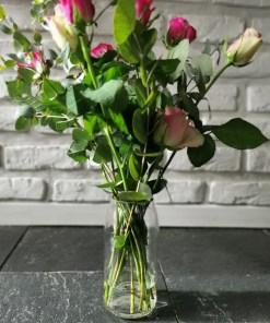 """les vases """"chaloupés"""" blancs"""