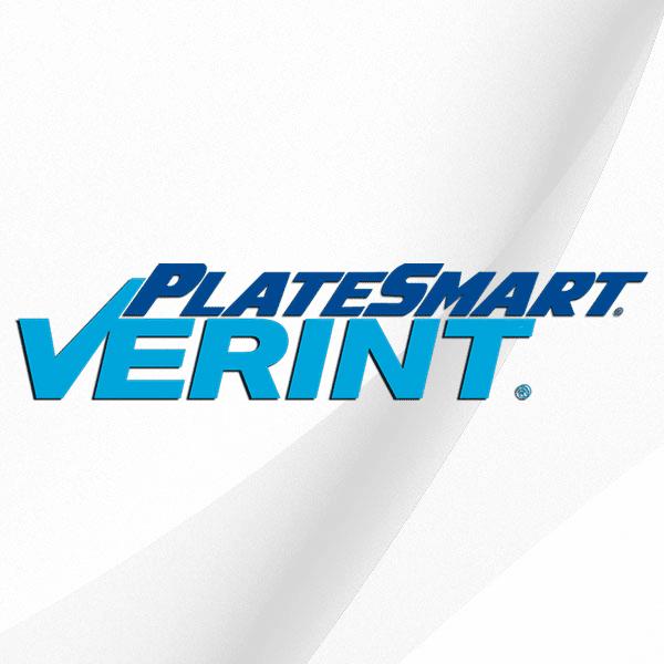 Platesmart and Verint