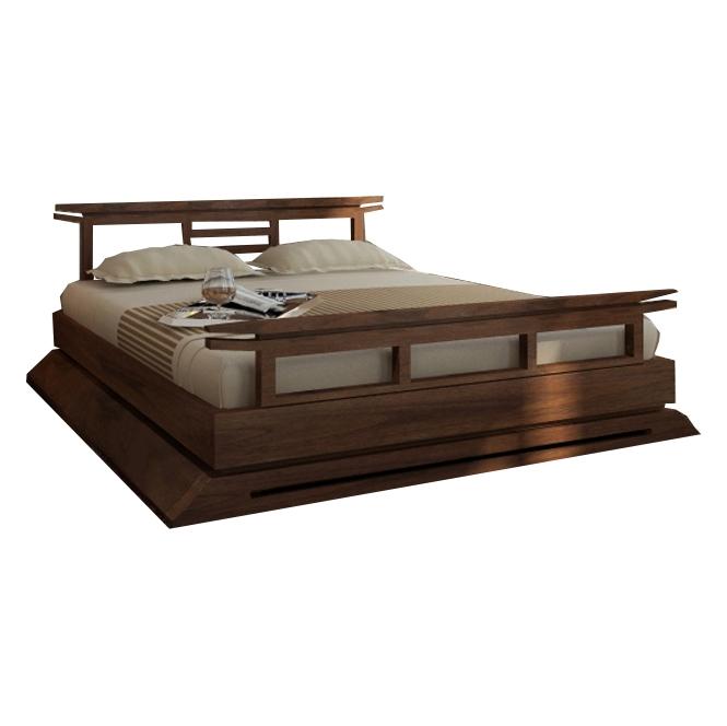 king size platform beds - modern beds free shipping - platform