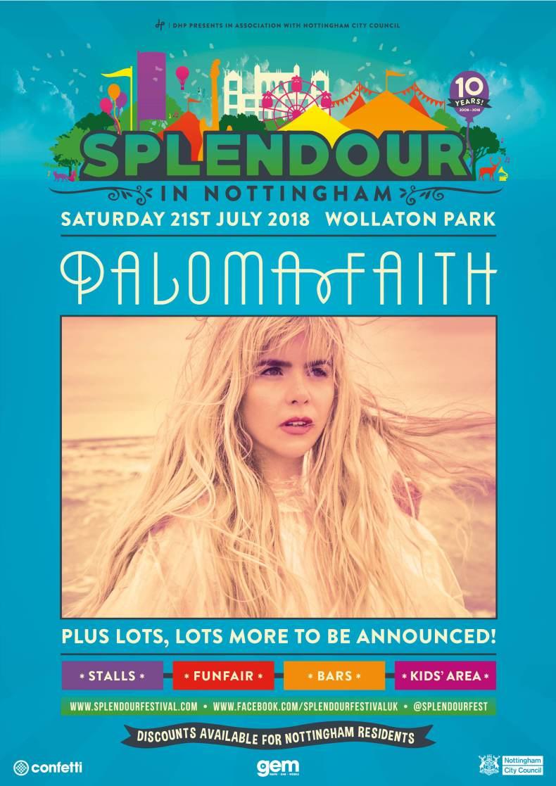splendour, nottingham, platform magazine