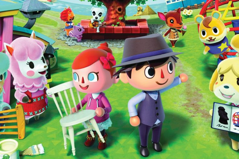 platform magazine, animal crossing