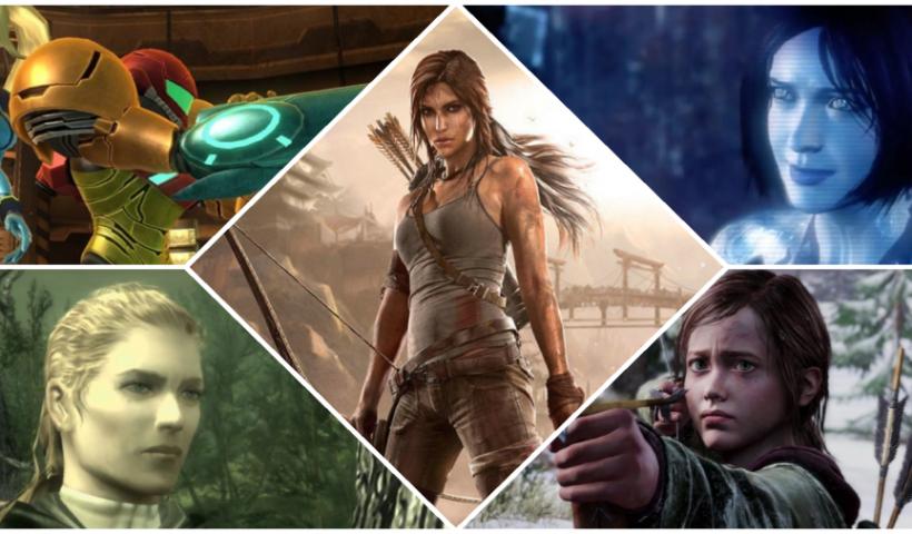 platform magazine, heroines, gaming