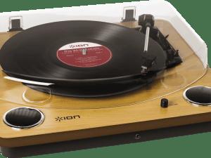 Platine vinyle Ion Max LP Wood à Saint-Brieuc