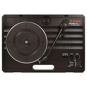 Vestax Handy Trax Platine vinyle Noir