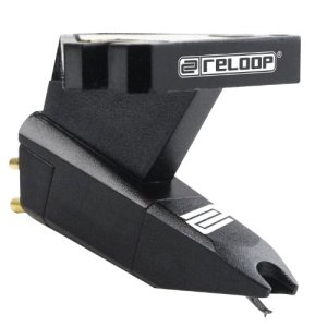 Reloop OM Black () unterdecksystem