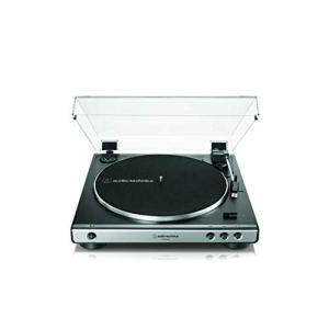 Audio-Technica LP60XUSB PLATINE AUTOMATIQUE À ENTRAÎNEMENT PAR COURROIE (ANALOGUE & USB)