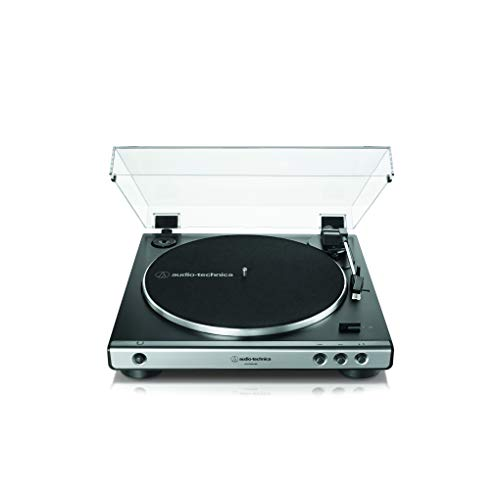 Audio-Technica LP60XUSB PLATINE AUTOMATIQUE À ENTRAÎNEMENT PAR COURROIE (ANALOGUE & USB)