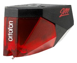 Ortofon 2M Red cellule MM – rouge