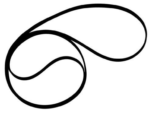 Courroie pour Platine Vinyle Dual CS-415 CS-415-1 CS-415-2