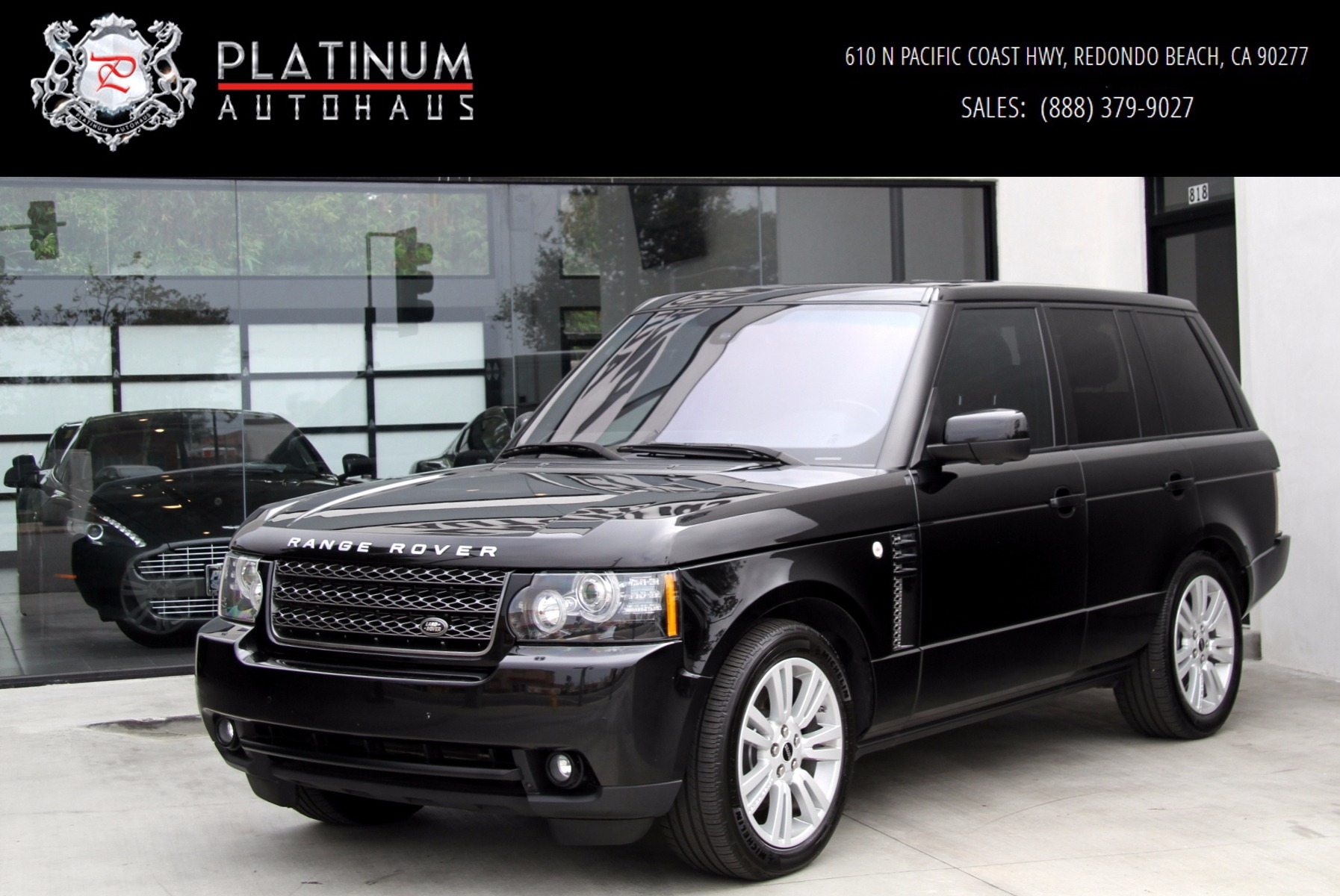 2012 Land Rover Range Rover HSE Luxury Package Stock 5978