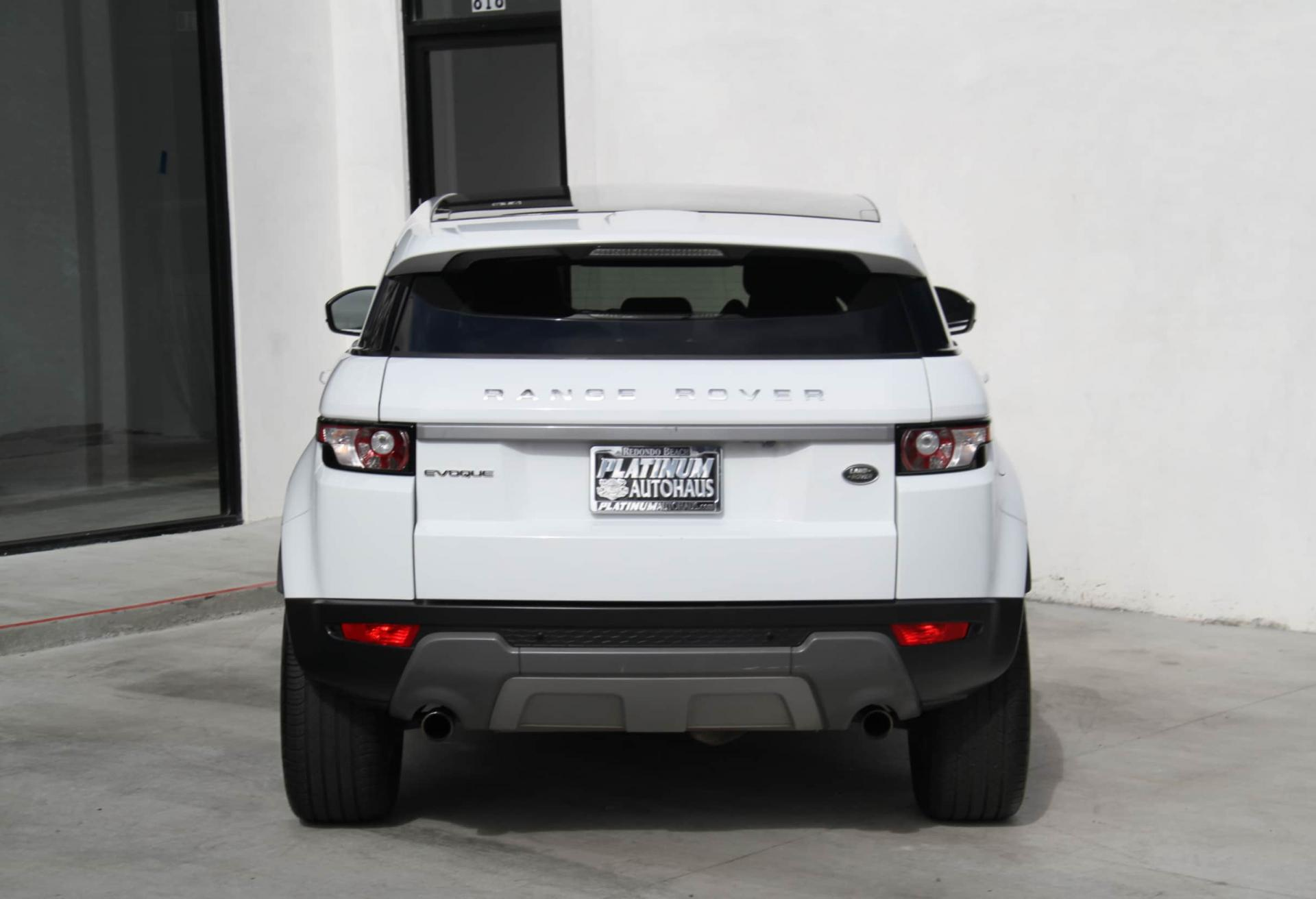 2014 Land Rover Range Rover Evoque PURE PLUS Stock 5881 for sale