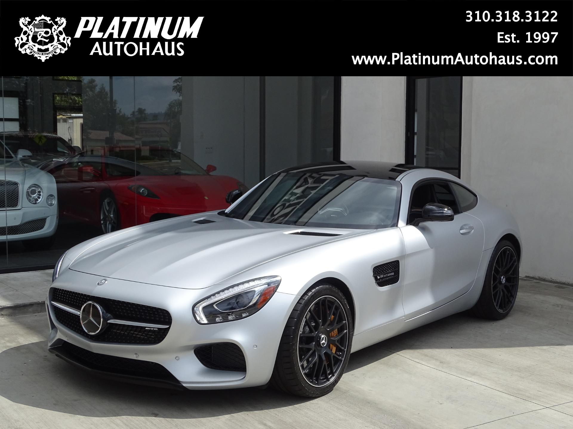 Mercedes Benz Amg Gt S Stock For Sale Near
