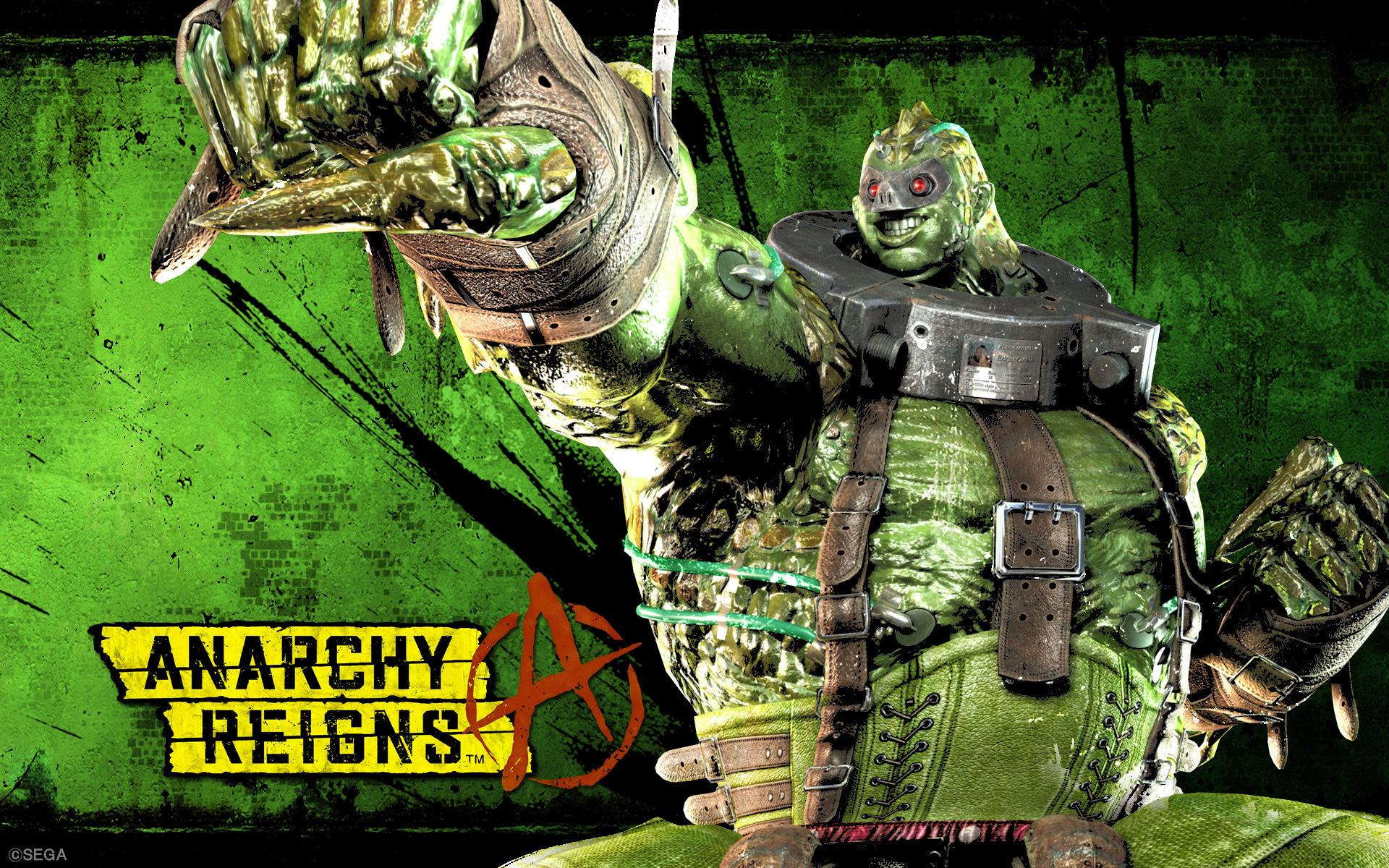 Wallpapers Anarchy Reigns Official Site